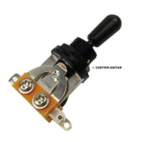 Selector Switch Toggle Para Guitarra - Les Paul Prs Epiphone