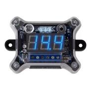 Voltímetro Digital 12 Volts Ajk Com Sequenciador Full