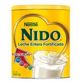 Leche Entera Nido ® Fortificada A Partir De 5 Años 1.6...