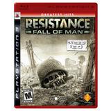 Juego Ps3 Resistance Fall Of Man - Edicion Greatest Hits