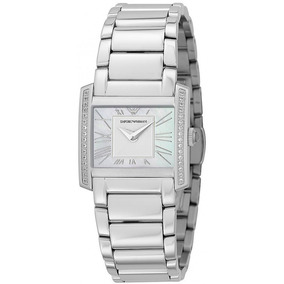 f1036d589c1 Sharp Ar 5316 Feminino Emporio Armani - Relógios De Pulso no Mercado ...