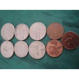 Vendo Monedas De Eeuu Antiguas De Coleccion