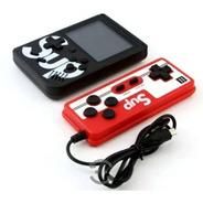 Mini Consola Sup Retro 400 In 1 Con Control Player Ii Game