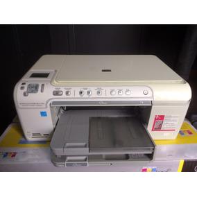 Impressora Multifuncional Hp Photosmart C5580