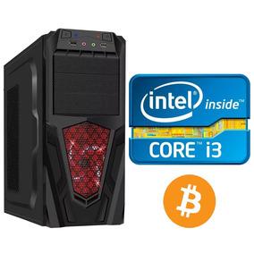 Computadora Core I3 4gb Ram 500gb Wifi Nueva Factura Fiscal