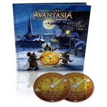 Avantasia - The Mystery Of Time Earbook