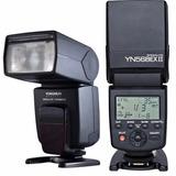 Flash Yongnuo 568 Ex Ii 568ex Canon Nikon Ttl 565ex Sb900
