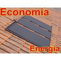 Placa Coletor Solar - Menor Frete Do M L. Testada E C/manual