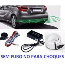 Sensor De Ré Automotivo Fita Sem Furo No Para-choque