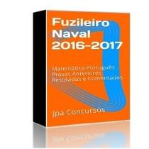 Livro Fuzileiro Naval 2016-2017 R$ 35,00