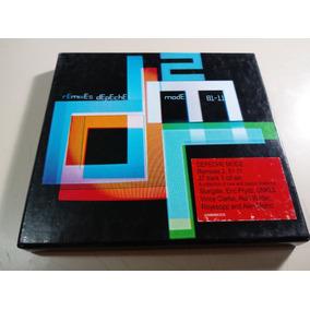 Depeche Mode - Remixes 2 , 81/11 - Box Triple Made In Europe