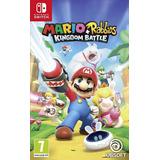 Juego Mario + Rabbids Kingdom Battle Para Nintendo Switch