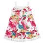 Vestido Lançamento 2017 Primavera Verão Tamanho 1 Rosa