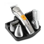 Afeitadora Eléctrica Recargable Kit 7 En 1 Pro Gemei Gm 570