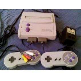 Vendo Video Game. Super Nintendo