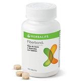 Fiberbond Herbalife 180 Tabletes Pronta Entrega Frete Gratis