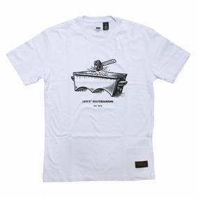 Camiseta Levis Skateboard Collab Rani Assad Bigorna Original 2c1d8c44bbd