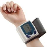 Tensiometro Digital Muñeca Presion Y Frecuencia Cardiaca
