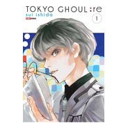 Tokyo Ghoul Re 1! Mangá Panini! Lacrado! Novo!