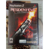 Resident Evil Outbreak Ps2, ** Amazing Games**