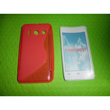 Estuche De Goma Para Huawei Y300 U8833