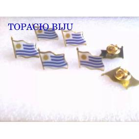 Pins Solaperos Uruguay 12 X $130