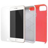 Capa Para Iphone 7 Iwill Duall Strong Coral