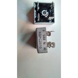 Kbpc2510 Diodo Ponte Retificadora 25 Amp 1000v
