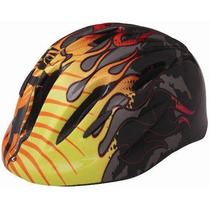 Casco Limar Dragon Flame C/m Negro Bici