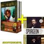Kit O Peregrino 1 E 2 Livro Dvd + Spurgeon Milagres Parábola