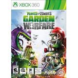 Plantas Vs Zombis Garden Warfare Xbox 360 En $125 - Cc