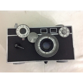 Antiga Camera Argus Coated Cintar, 50mm, 1960