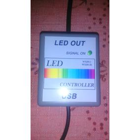 Pista De Led (interface Controle Led Ws2811 E Ws2812b)