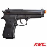Pistola Airsoft Kwc M92 Beretta Spring 6mm