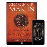 Game Of Thrones De George R. R. Martin 10 Libros - Digital