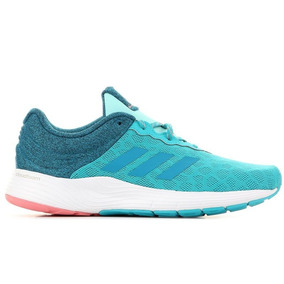 adidas Zapatillas Running Mujer Fluidcloud Celeste/azul