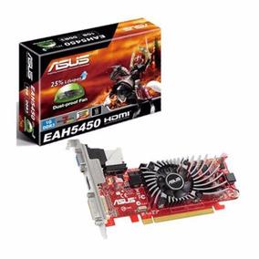 Placa De Video Vga Asus Amd Radeon Hd 5450 1gb Ddr3 Pci Expr