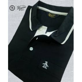 7f73a9a87b6ba Camiseta Tipo Polo Negra Ropa Hombre Fina Elegante Masculina - Ropa ...