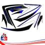 Calcomanía Kit Empire Tx200 Azul Enduro 10-kit-tx200-az Orov