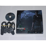 Ps3 Destravado Desbloqueado + 10 Brindes + Hd 160gb Interno