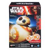 Dróide Bb8 Eletrônico Star Wars Ep Vii - Hasbro