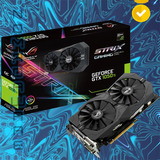 Nw Tarjeta De Video Asus Rog Strix Gtx 1050ti 4gb Aura Gsync