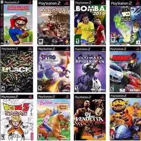 80 Jogos Playstation 2
