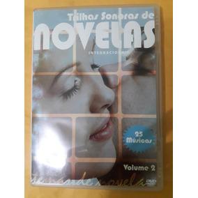 Dvd Trilhas Sonoras De Novelas Internacionais Vol. 02