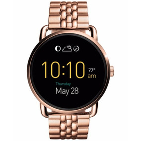 Reloj Ftw2112 Smartwatch Fossil Q Android,ios Envió Gratis.