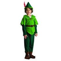 Disfraz Para Niño Traje De Peter Pan Para Niños Por Dress U