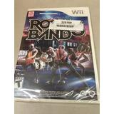 Rock Band 3 Nintendo Wii Nuevo Sellado Envío Gratis