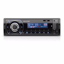 Aparelho De Som Automotivo Bluetooth Talk Multilaser Mp3 Usb