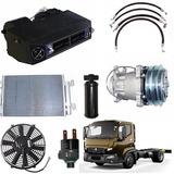 Kit Instalação De Ar Condicionado Automotivo- Caminhões
