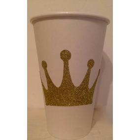 Vasos Polipapel Personalizados Con Glitter
